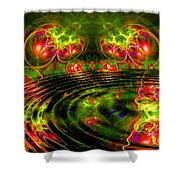 Einstein's Dream- Shower Curtain