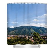 El Avila  Shower Curtain