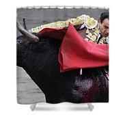 El Cid Shower Curtain