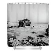 El Matador State Beach Shower Curtain