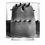El Rancho De Las Golondrinas, Santa Fe, New Mexico, March 11, 20 Shower Curtain