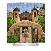 El Santuario De Chimayo #2 Shower Curtain