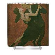 El Tango Shower Curtain