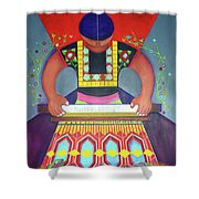El Telar Shower Curtain