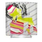 Elation Shower Curtain