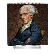 Elbridge Gerry, 1744-1814 Shower Curtain