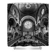 Eldridge Street Synagogue Shower Curtain