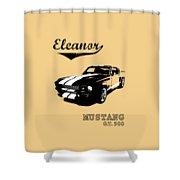 Eleanor Shower Curtain