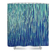 Electric Connection Shower Curtain