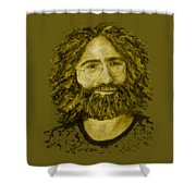 Electric Jerry Lemon - T-shirts-etc Shower Curtain