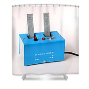 Electro-magnet Magnetizer Shower Curtain