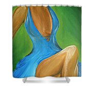 Elegant Seduction Shower Curtain