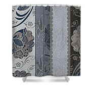 Elegante I Shower Curtain