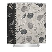 Elegante IIi Shower Curtain