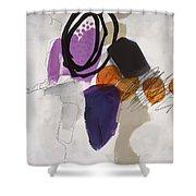 Element # 3 Shower Curtain