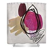 Element # 7 Shower Curtain
