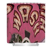 Elephant Car Wash Shower Curtain