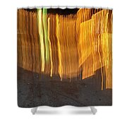 Eletric Fence Shower Curtain