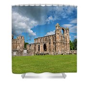 Elgin Cathedral, Scotland Shower Curtain