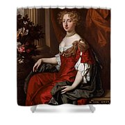 Elizabeth Fox Shower Curtain