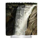 Elk River 2 Shower Curtain