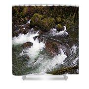 Elkhorn Creek 2 Shower Curtain
