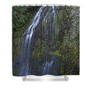 Elkview Falls Shower Curtain