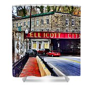 Ellicott City Shower Curtain