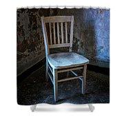 Ellis Chair Shower Curtain