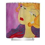 Elliza Shower Curtain