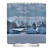 Elma Barn 14944a Shower Curtain