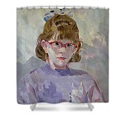 Elona Shower Curtain