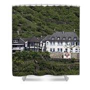 Elsenburg Haus Ymca Shower Curtain