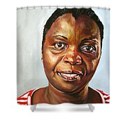 Elsie Shower Curtain