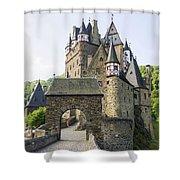 Eltz Castle Shower Curtain