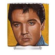 Elvis 24 1965 Shower Curtain
