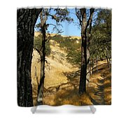 Elyon's Doorway Shower Curtain