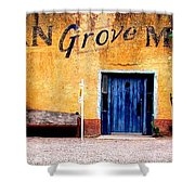 Elysian Grove Market 1 Shower Curtain