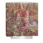Elz, Germany Shower Curtain