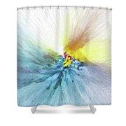 Emanant Spirit 1 Shower Curtain