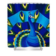 Embrace Royalty Shower Curtain