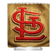 Embroidered Stl Shower Curtain