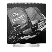 Emirates Team New Zealand Shower Curtain