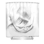 Emmeli Shower Curtain