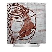 Emmett - Tile Shower Curtain