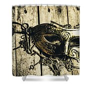Emperors Keys Shower Curtain