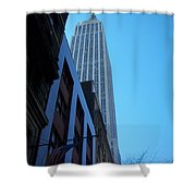 Empire State 1 Shower Curtain
