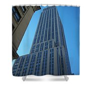 Empire State 2 Shower Curtain