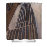 Empire State Building 1 Shower Curtain