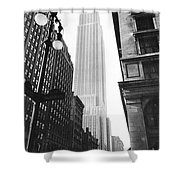 Empire State Building, 1931 Shower Curtain
